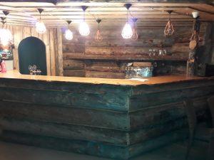 Монтаж освещения барной стойки в СПб