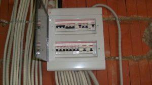 Автомат в электрощите