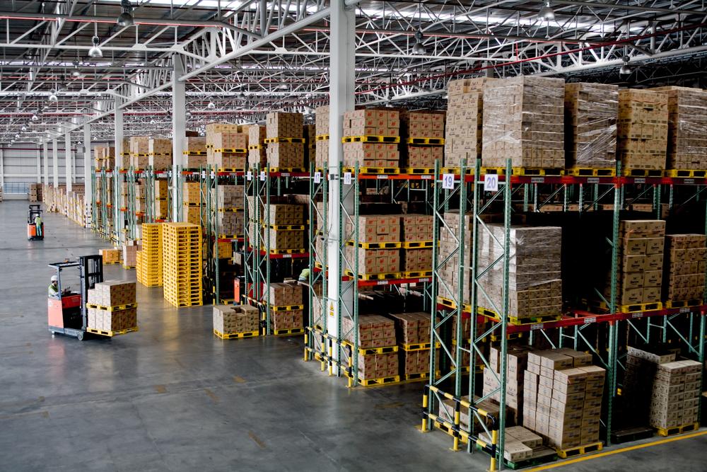 Монтаж электрики под ключ на складе, в промышленных зданиях