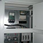 Установка электрощита в загородном доме СПб - пример 3