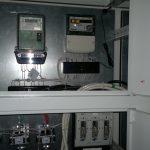 Установка электрощита в загородном доме СПб - пример 2