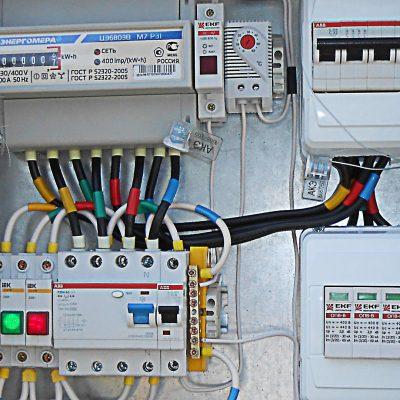 Сборка электрощитов по цене от 1200 рублей