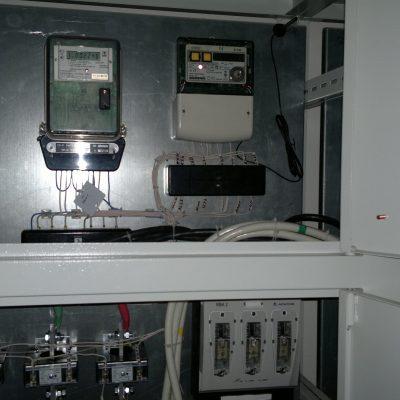Результат установки электрощита в доме от компании ЛюксЭнергоСервис