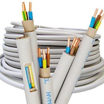 Типы кабеля для электропроводки и их назначение