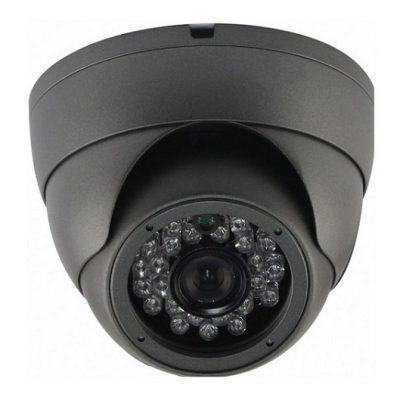 Купольная камера видеонаблюдения: что это, особенности, виды и как выбрать
