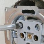 инструкция по установке розетки