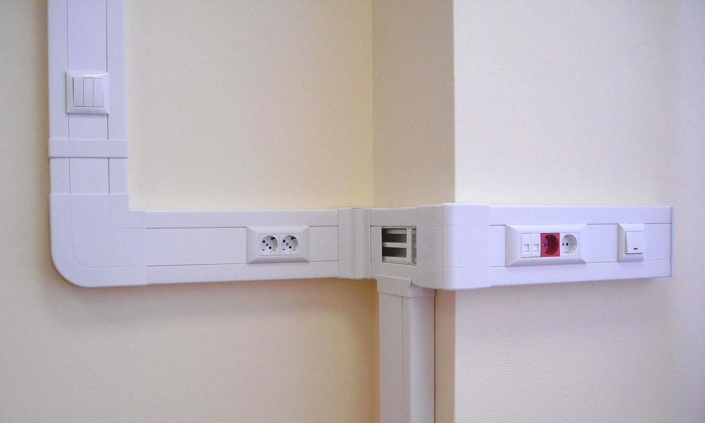 Электропроводка в офисе и складских помещениях. Нюансы монтажа
