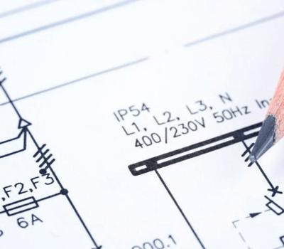 Проектирование электроснабжения по цене от 50 рублей