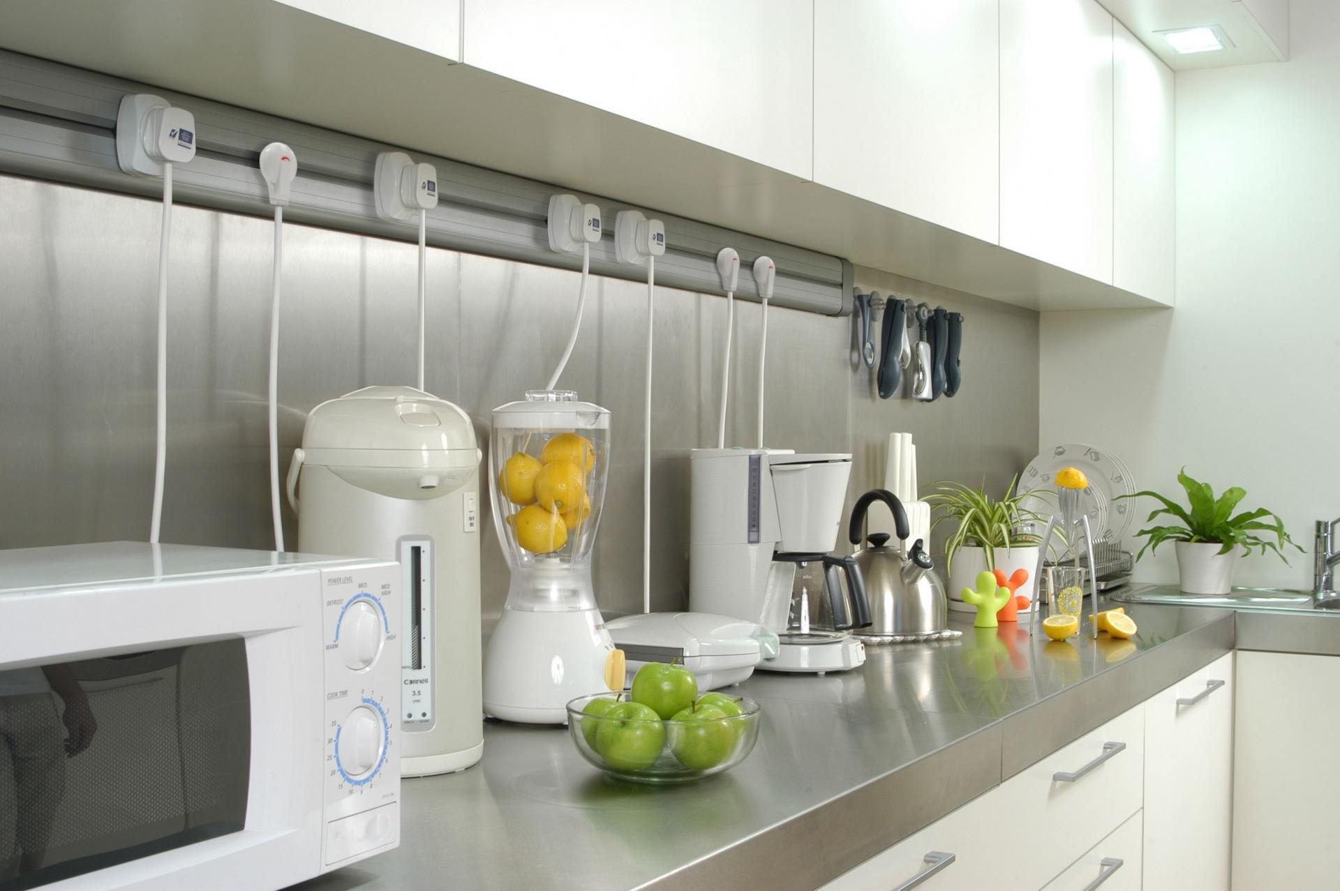Электропроводка на кухне: какой она должна быть?